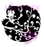::Angry Bear Tribal:: by Ashenee