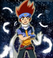 Beyblade Metal Fight: Ginga by Mary-McGregor