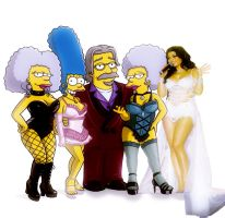 The Simpsons by bilall2003