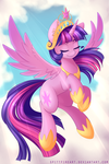 Rise by spittfireart