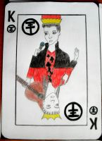 King Kaulitz by Gacia483
