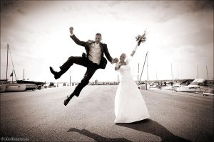 Wedding of Betty and Rob 1 by phothomas