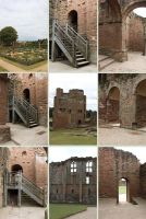 Kenilworth Castle 5 by Tasastock