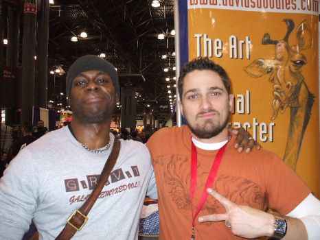 the NYC CON 2009- Dave by BROOKLYN73