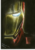 Iron Man by Siellen