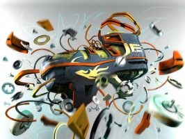 Air gear AT by AndyND