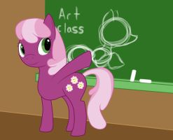 Art Class by thepiplup