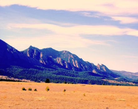 Flatirons 45 by marshwood