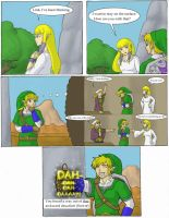 Skyward Sword Ending Gag by EricMHE