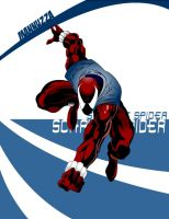 Mannuzza Scarlet Spider by Mannuzza