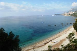 France, Menton sea by elodie50a