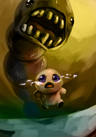 Binding of Isaac by TryYourBest