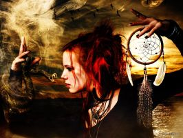 Within the Dream Snare by KYghost