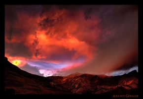 Volcanic dusk by eclipse-gt