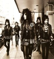 Black Veil Brides AP Poster by XxLost-LyricsxX