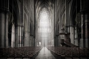 Ray of light - Metz by Marcusion
