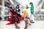 STGCC 2015 - RWBY Cosplayers ASSEMBLE? by NeoVersion7