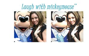 laughwithmickeymouse action by strongstorm