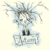 Autumn is here. by Axel13-Gallery
