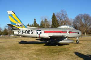 Fairchild Airpark F-86 by F16CrewChief