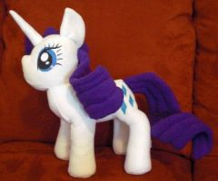 Rarity plush by AniPirates