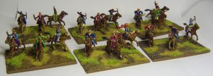 IMPETUS Parthian Horse Archers by FraterSINISTER