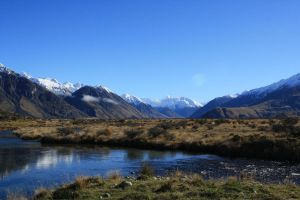 Rangitata Valley 2 - NZ by Flameofthewest1