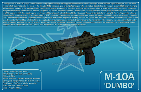 M-10A Dumbo by MOAB23