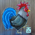 Year of the Rooster-sneak peak by aoikagetora