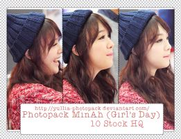 [ Photopack Girls Day ] MinAh - By:Yullia by Yullia-Photopack