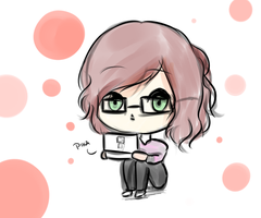Chibi IT'S ME by AIRI-ON