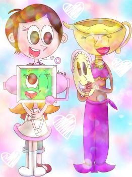 Happy Mother's Day from the BEMANI Mamas! by the01angel