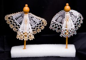 Bobbin Angels by averil-hylton