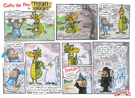 TTF - Fright Knight by Granitoons