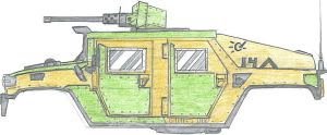 yay for Humvees by Gerb1L