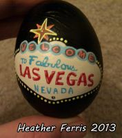Las Vegas Sign by Heather-Ferris