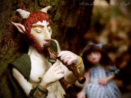 forest tale 3 by Gwillieth