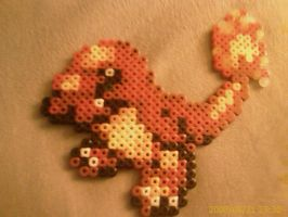 Charmander by Ravenfox-Beadsprites