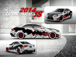 Lexus Design 1-2 by PeppstaR