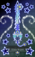 Keyblade Ultima Weapon -BBS-T- by Marduk-Kurios