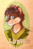 Small badge for Ludwig by Suane