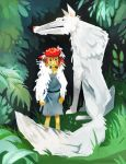 Princess Mononoke by AmandaMullins