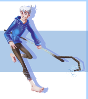 Jack Frost by RBlakeArt