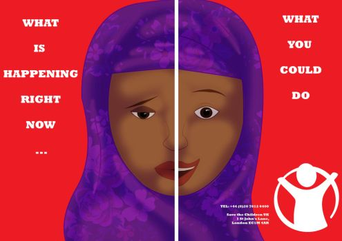 Save the Children Poster by xArcox