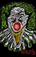 brothers  clown by lookatvoid