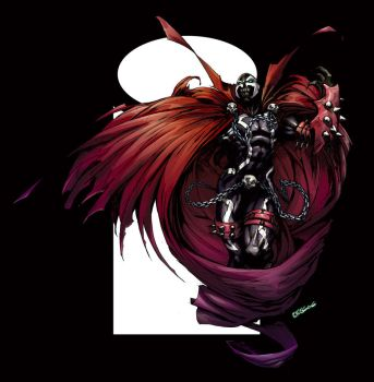 SPAWN by defected-angel