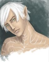 DAII Fenris - Final by blue-rex