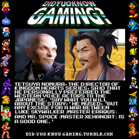 Gaming Did You Know by AskDemyx