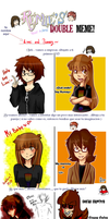 Doublememe with Lineii by Rumay-Chian