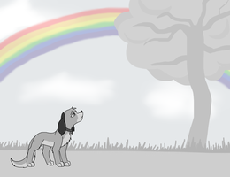 Chasing Rainbows On My Own by Pokemonluvergirl2